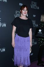 MOLLY RINGWALD at Fosse/Verdon Show Premiere in New York 04/08/2019