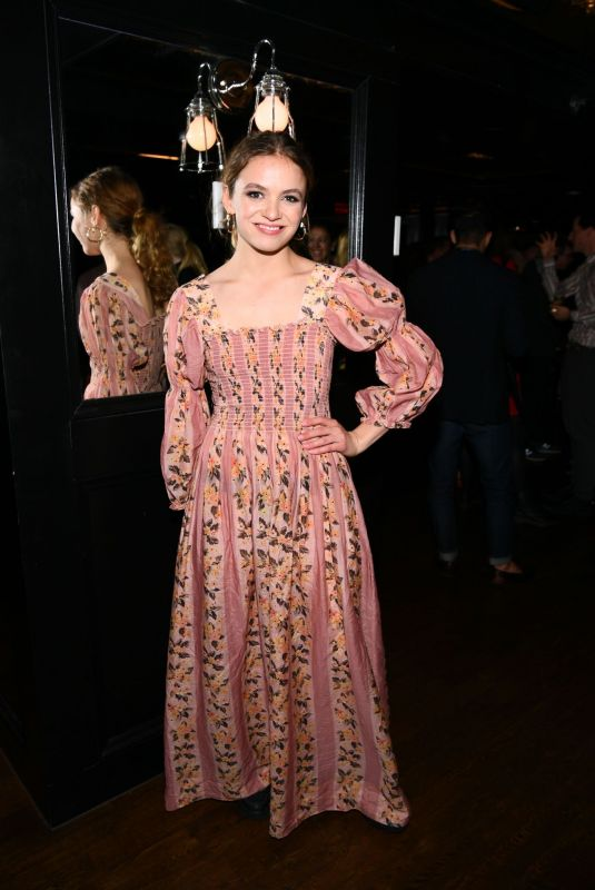 MORGAN SAYLOR at Blow the Man Down Party at 2019 Tribeca Film Festival in New York 04/26/2019