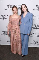 MORGAN SAYLOR at Blow the Man Down Screening at 2019 Tribeca Film Festival in New York 04/26/2019