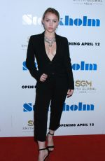 NANETTE NICOLE ORELLANA at Stockholm Premiere in New York 04/11/2019
