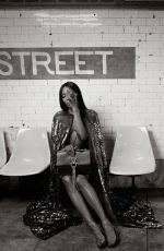 NAOMI CAMPBELL for Valentino New Campaign 04/12/2019