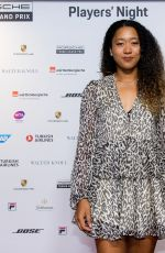 Naomi Osaka At Porsche Tennis Grand Prix Players Party In