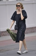 NAOMI WATTS Out and About in New York 04/08/2019