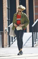 NAOMI WATTS Out in New York 04/14/2019