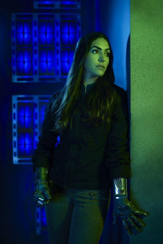 NATALIA CORDOVA-BUCKLEY - Agents of S.H.I.E.L.D, Season 6 Poster