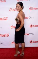 NATALIA REYES at Cinemacon Big Screen Achievement Awards in Las Vegas 04/04/2019
