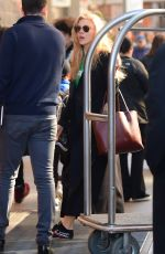 NATALIE DORMER Arrives at Her Hotel in New York 04/04/2019