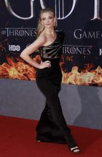 NATALIE DORMER at Game of Thrones, Season 8 Premiere in New York 04/03/2019