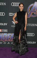 NATALIE PORTMAN at Avengers: Endgame Premiere in Los Angeles 04/22/2019