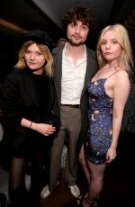 NELL HUDSON at Lyaness Bar Launch Party in London 03/28/2019