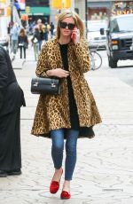 NICKY HILTON Out in New York 04/02/2019