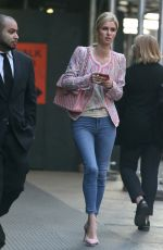NICKY HILTON Out in New York 04/17/2019