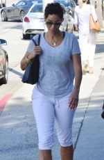 NICOLE MURPHY Out and About in West Hollywood 04/01/2019