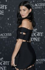 NICOLE WILLIAMS at The Twilight Zone Premiere in Hollywood 03/26/2019