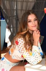 NINA AGDAL at Inaugural Jemaa - Nomad Pool Party in Las Vegas 04/13/2019