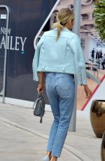 OLIVIA ATTWOOD Out and About in Manchester 04/14/2019