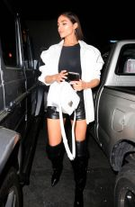 OLIVIA CULPO and CARA SANTANA Night Out in West Hollywood 04/08/2019