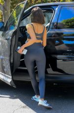 OLIVIA CULPO in Tights Out in Los Angeles 04/18/2019