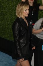 OLIVIA HOLT Arrives at The Forum in Inglewood 04/25/2019