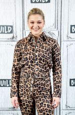 OLIVIA HOLT at Build Series in New York 04/03/2019