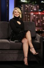 OLIVIA HOLT at Jimmy Kimmel Live! 04/29/2019