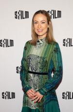 OLIVIA WILDE at Booksmart Premiere at San Francisco International Film Festival 04/16/2019
