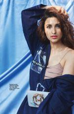 PARINEETI CHOPRA in Cosmopolitan Magazine, India April 2019