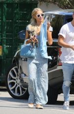 PARIS HILTON Out House Hunting in Malibu 04/09/2019