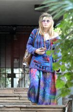 PARIS JACKSON Shopping at Smoke Shop on Sunset Strip 04/08/2019