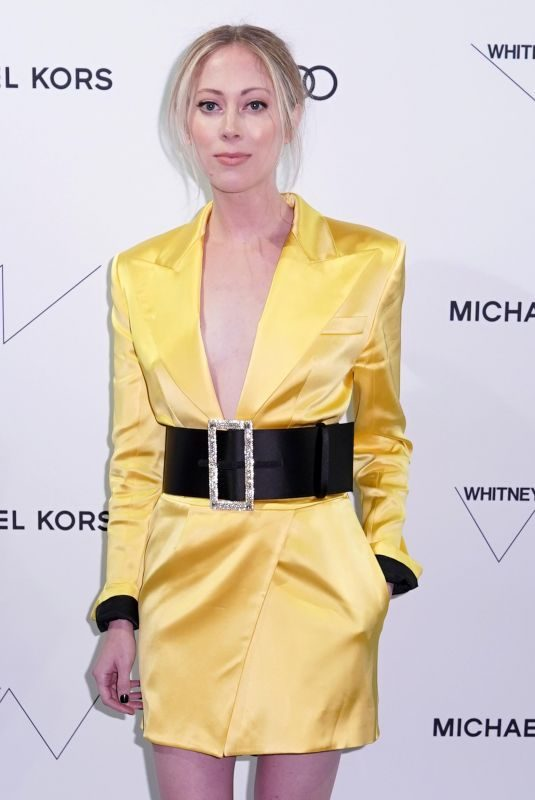 PATEN HUGHES at Whitney Museum of American Art 2019 Studio Party in New York 04/09/2019