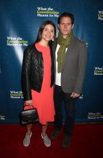 PHILLIPA SOO at What the Constitution Means To Me Opening Night in New york 03/31/2019