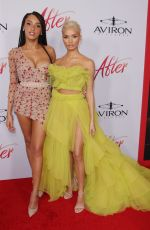 PIA MIA PEREZ at After Premiere in Los Angeles 04/08/2019