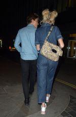 PIXIE LOTT Leaves Harry