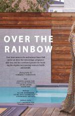 Pregnant CLAIRE HOLT in Mini Magazine, Spring 2019