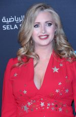 Pregnant HAYLEY MCQUEEN at BT Sport Industry Awards 2019 in London 04/25/2019