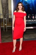 Pregnant JEN LILLEY at Breakthrough Premiere in Los Angeles 04/11/2019