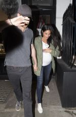 Pregnant MEGHAN MARKLE and Prince Harry Leaves a Wellness Shop in London 03/30/2019