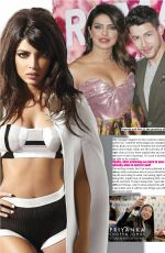 PRIYANKA CHOPRA in People Magazine, South Africa April 2019