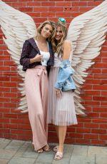 RACHEL and ANNALYNNE MCCORD at McCord List Coachella Roadtrip Photoshoot 04/11/2019