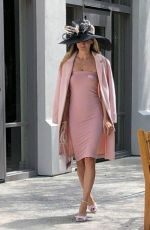 RACHEL MCCORD at Easter Sunday Service in Bel Air 04/21/2019