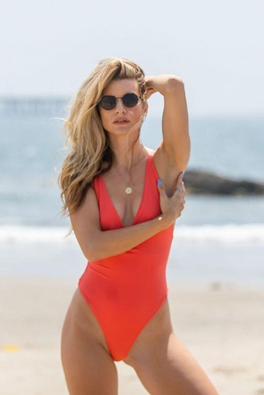 RACHEL MCCORD in Swimsuits for Voir Eyewear in Venice Beach 04/25/2019