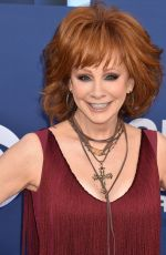 REBA MCENTIRE at 2019 Academy of Country Music Awards in Las Vegas 04/07/2019