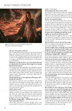 REBECCA FERGUSON in Grazia Magazine, Italy April 2019