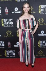REBEKAH KENNEDY at Beverly Hills Film Festival Opening Night in Hollywood 04/03/2019