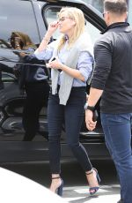 REESE WITHERSPOON Out for Lunch in Los Angeles 04/15/2019