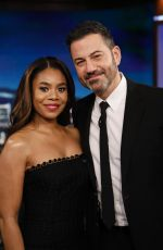 REGINA HALL at Jimmy Kimmel Live 03/25/2019
