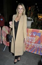 RHIAN SUDGEN at The Ivy Manchester Roof Top Re-launching a Circus Party in Manchester 04/12/2019