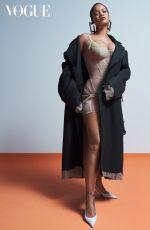 RIHANNA in Vogue Magazine, Australia May 2019