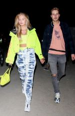 ROMEE STRIJD and Laurens Van Leeuwen at Neon Carnival in Indio 04/13/2019