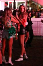 ROMEE STRIJD at 2019 Coachella Valley Music and Arts Festival in Indio 04/12/2019